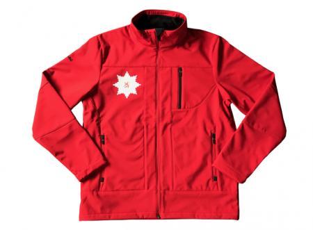 Softshell Jacke mit Gardestern - B-Ware